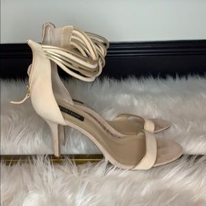White House Black Market Pumps- Size 9